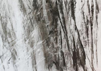 LAWRENCE berlin mitte funun gallery galerie contemporary art zeitgenössische kunst refugee artists painter photograph fotograf maler malerei gemälde Henning Rohde