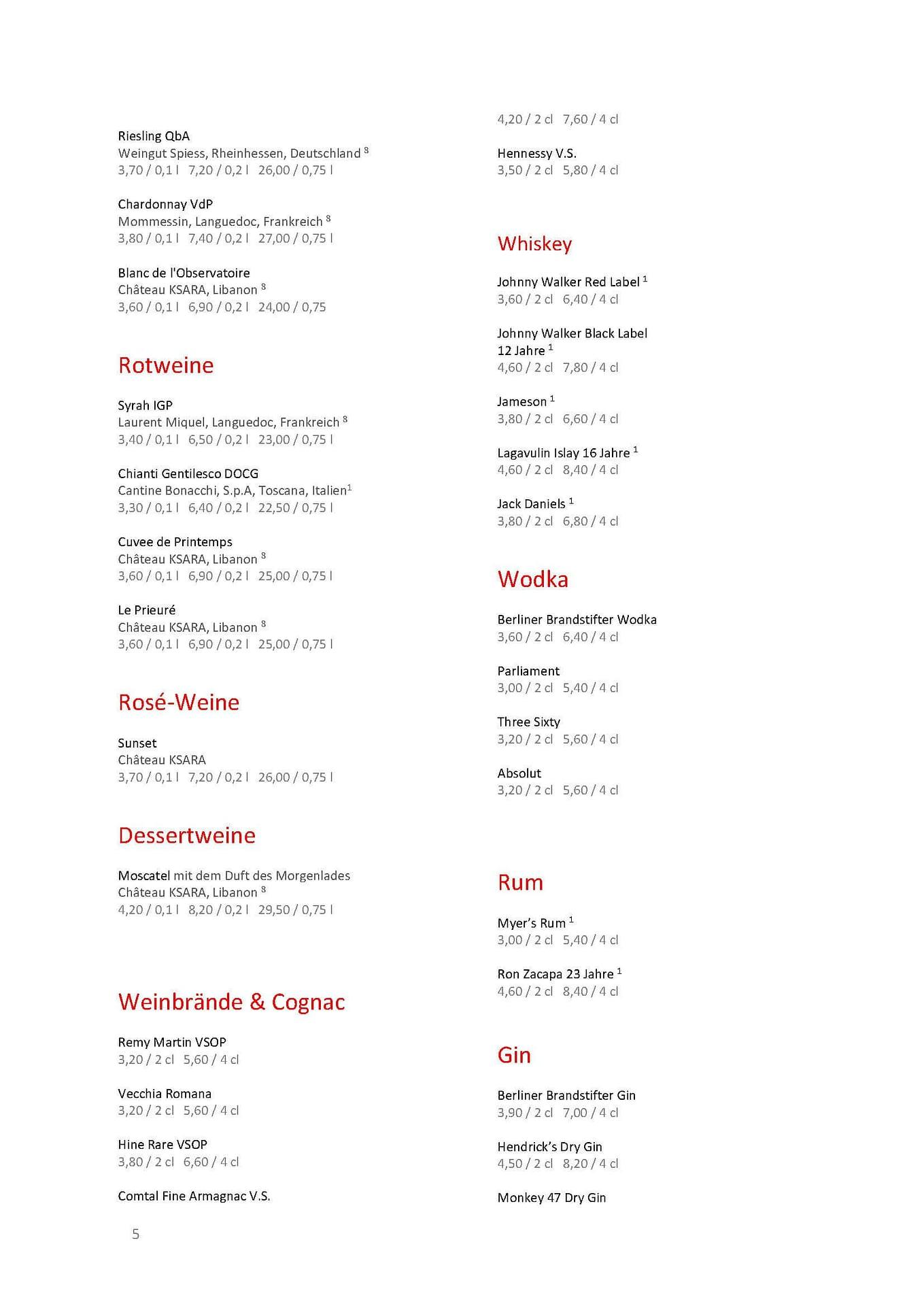 LAWRENCE berlin mitte arabisches restaurant arabic restaurant menu speisekarte catering lunch dinner abendessen abendkarte