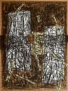 LAWRENCE berlin mitte funun gallery galerie contemporary art zeitgenössische kunst refugee artists painter photograph fotograf maler malerei gemälde Anas Homsi