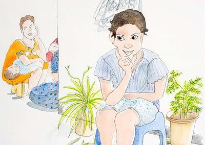 BEAU FRAISIER Eine Kindheit in Algier B5