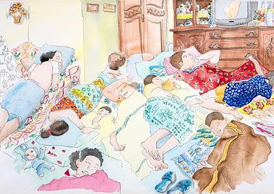 BEAU FRAISIER Eine Kindheit in Algier E12